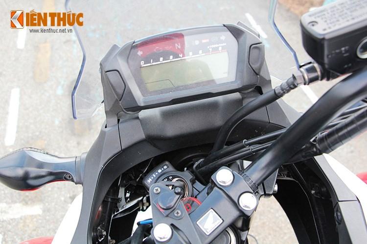 Can canh Honda NC750 phien ban Police chinh hang tai Viet Nam - 4