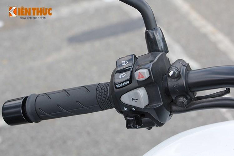 Can canh Honda NC750 phien ban Police chinh hang tai Viet Nam - 6