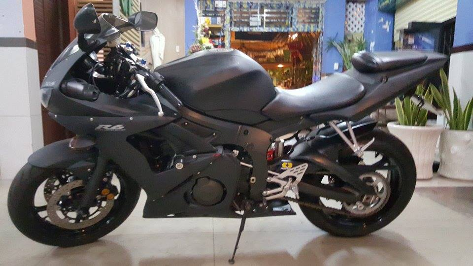 Can ra di em R6S 2009 limited edition