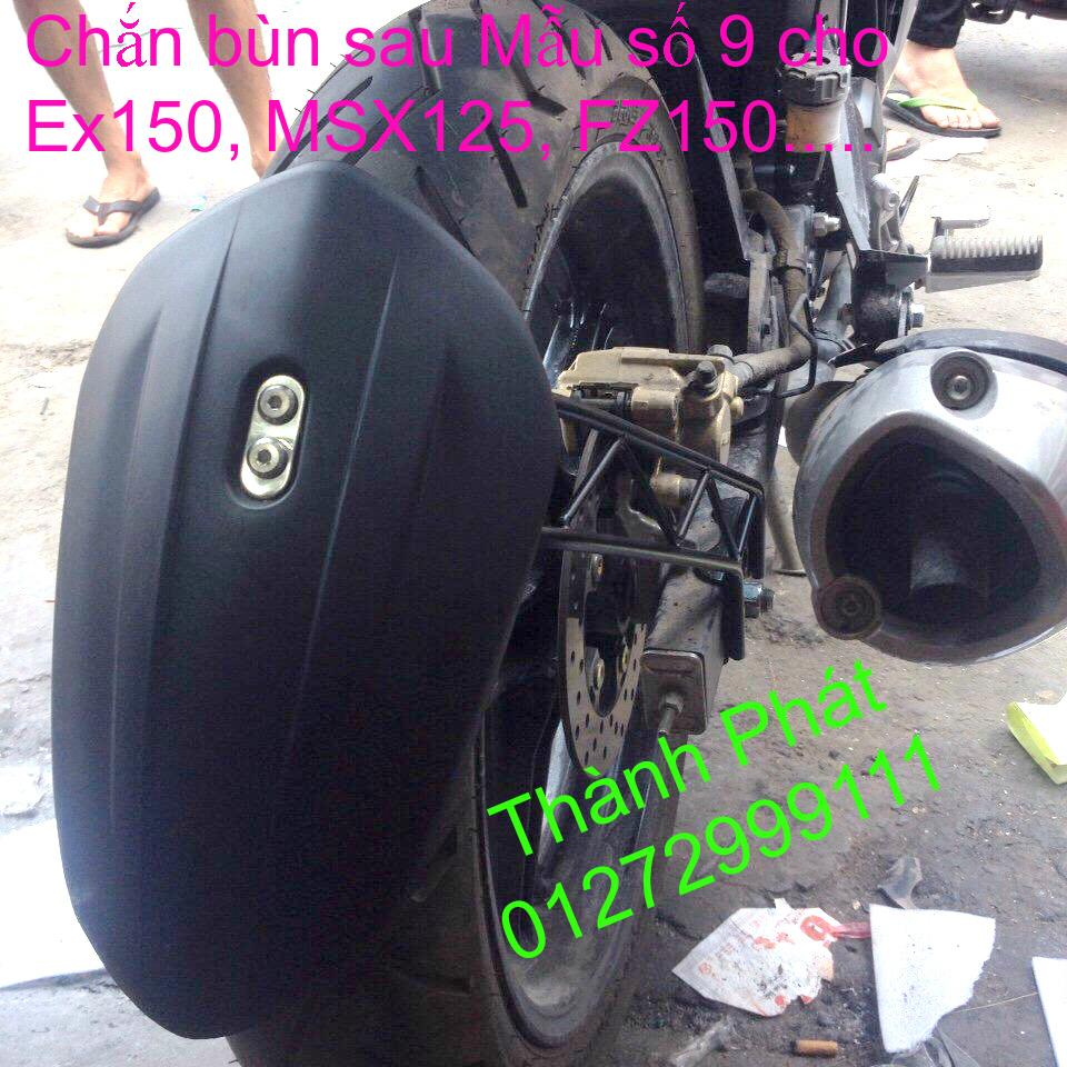 Do choi cho Raider 150 VN Satria F150 tu AZ Up 992015 - 20