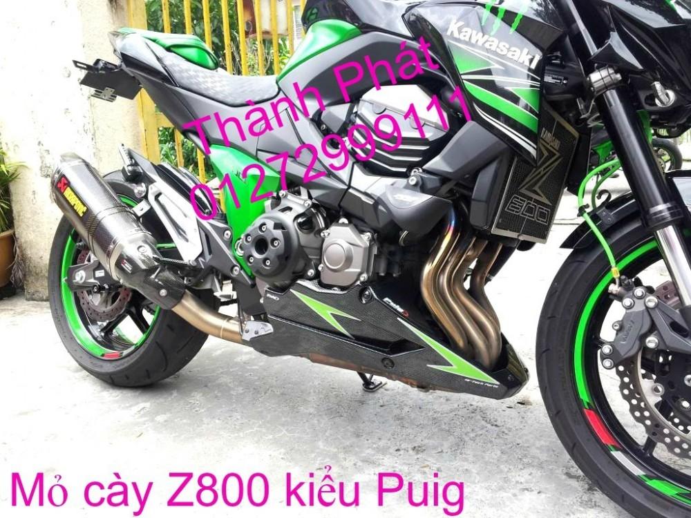 Chan bun sau che cho Z1000 2014 2012 Z800 CB1000 Hyperstrada motard M795 KTM Duke 125 200 B - 42