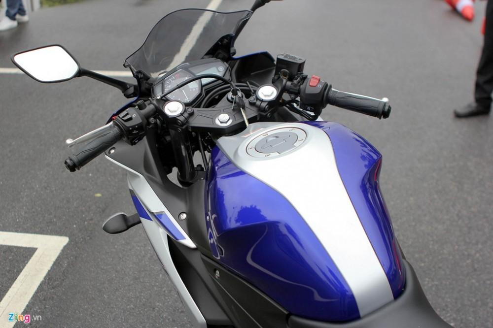 Chi tiet Yamaha YZFR3 gia 150 trieu moi ra mat - 8