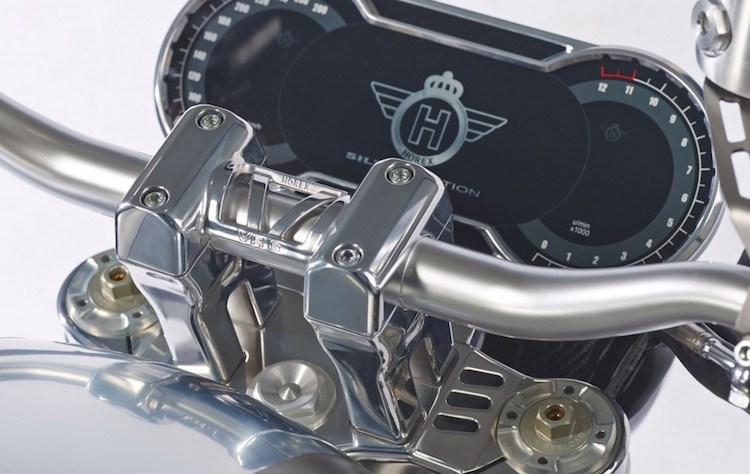 Chien binh giap sat Horex VR6 Silver Edition - 5