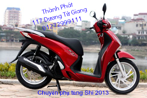 Chuyen Phu tung va do choi SH VN 2013 Gia tot Up 12 7 2015 - 2