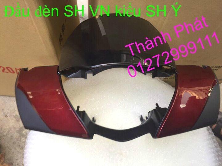 Chuyen Phu tung va do choi SH VN 2013 Gia tot Up 12 7 2015 - 27