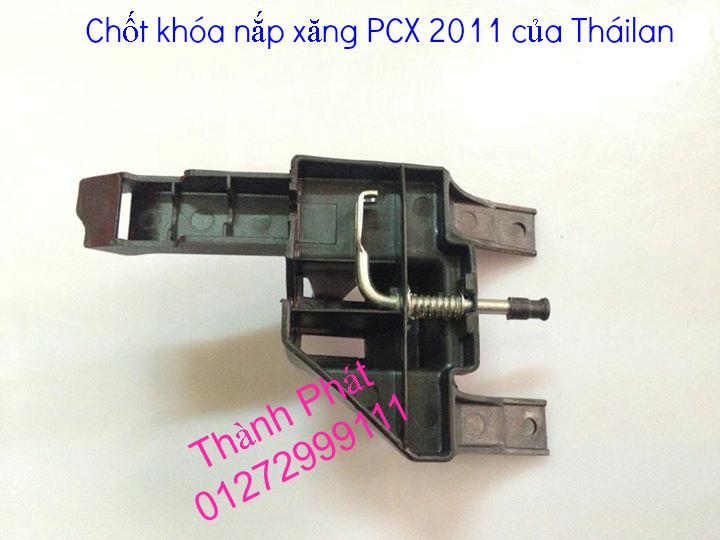 Chuyen Phu tung Zin Honda PCX Thailan va VN doi 2011 doi 2014 day du het do mu va do may Gia tot u - 30