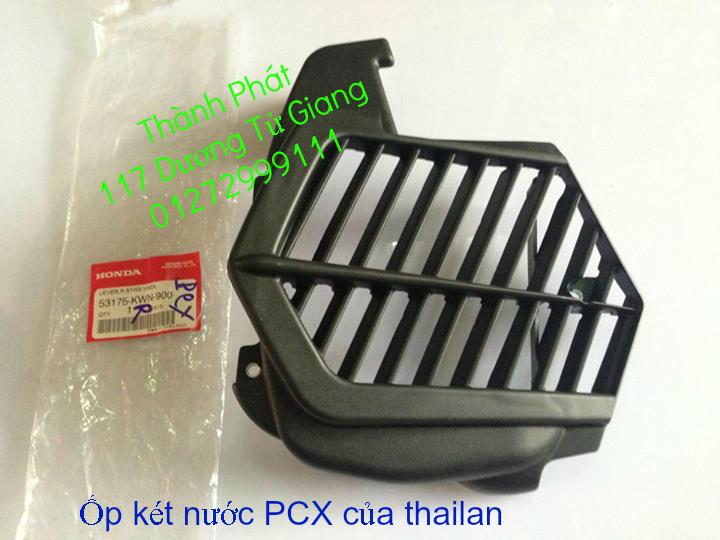Chuyen Phu tung Zin Honda PCX Thailan va VN doi 2011 doi 2014 day du het do mu va do may Gia tot u - 41