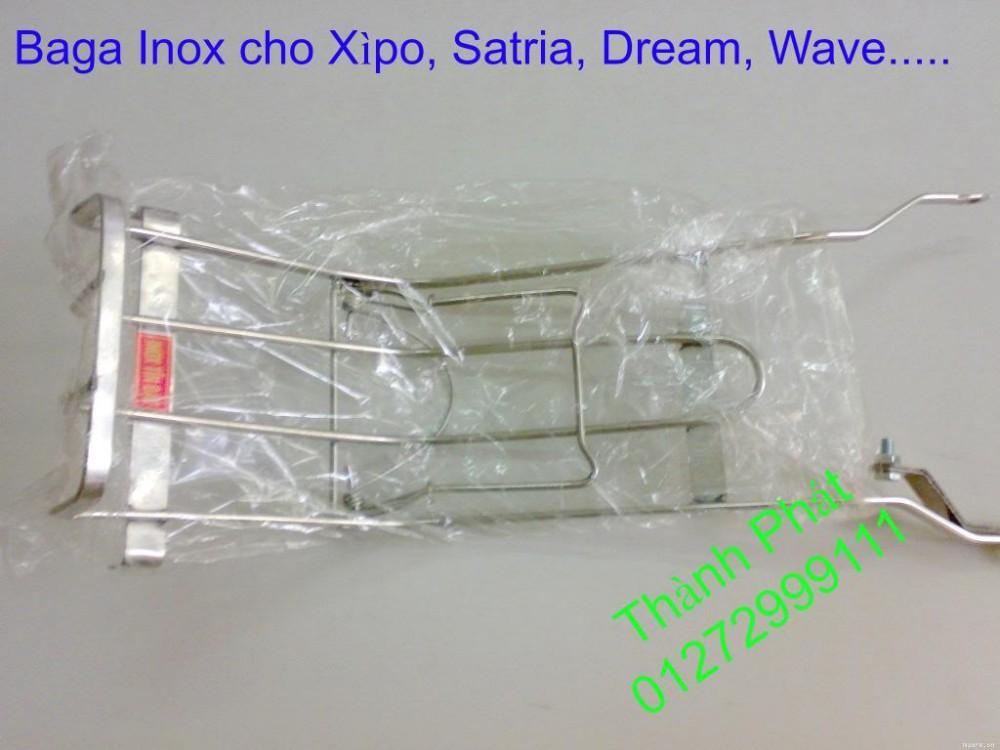 Chuyen phu tung zin Su Xipo Satria YA Z125 date 1997 2013 Gia tot update thang 1 2014 - 6