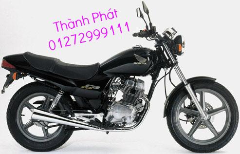 Chuyen phu tung zin va Sen Nhong Dia Honda CB250 CB125 RebeL LA 250 CD125 Yamaha Virago - 6