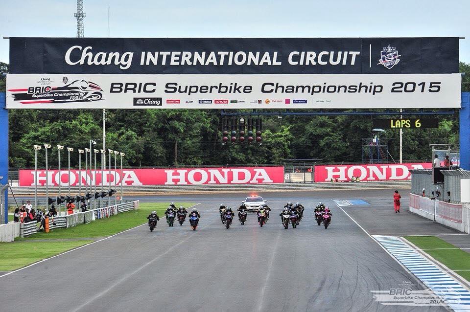 ClipGiai dua Exciter 150 Superbike Champioship 2015