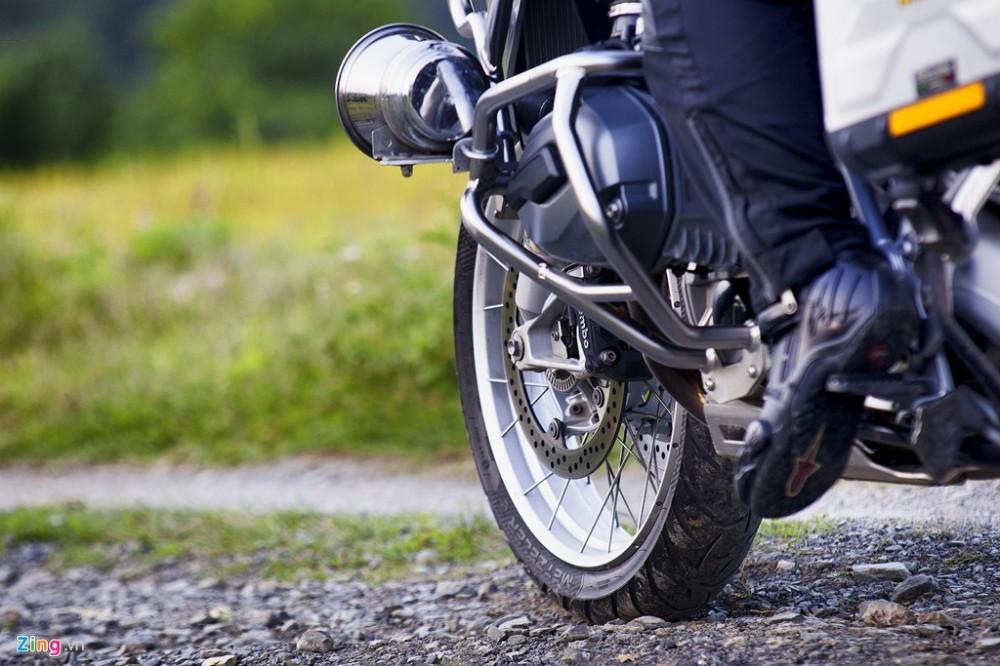 Dan sieu moto chinh phuc dinh deo Tay Bac - 15