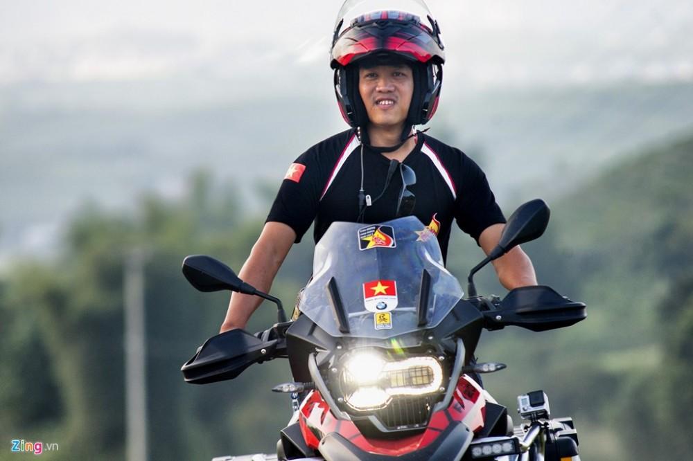 Dan sieu moto chinh phuc dinh deo Tay Bac - 17