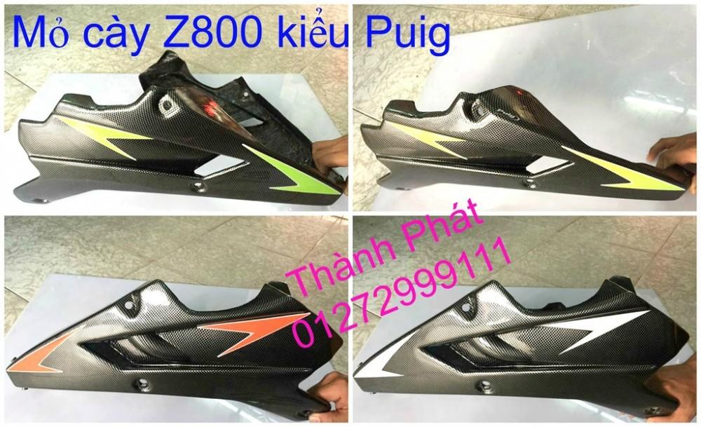 Chan bun sau che cho Z1000 2014 2012 Z800 CB1000 Hyperstrada motard M795 KTM Duke 125 200 B - 39