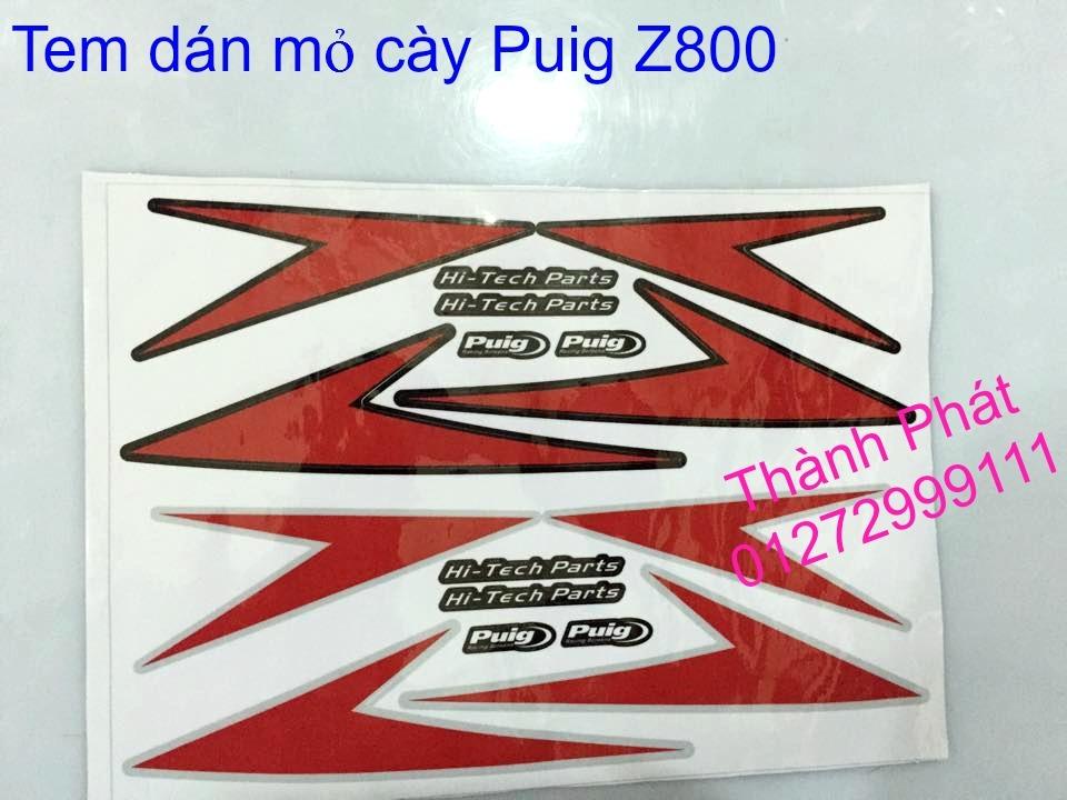 De con va Mo cay cho Z800 CB1000 CBR1000 kieu dang Puig Gia tot - 9