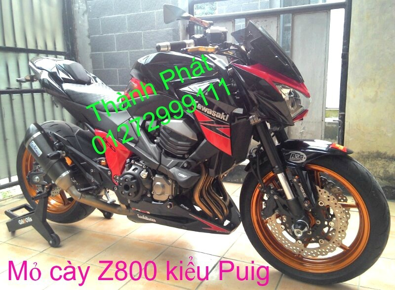 Chan bun sau che cho Z1000 2014 2012 Z800 CB1000 Hyperstrada motard M795 KTM Duke 125 200 B - 43