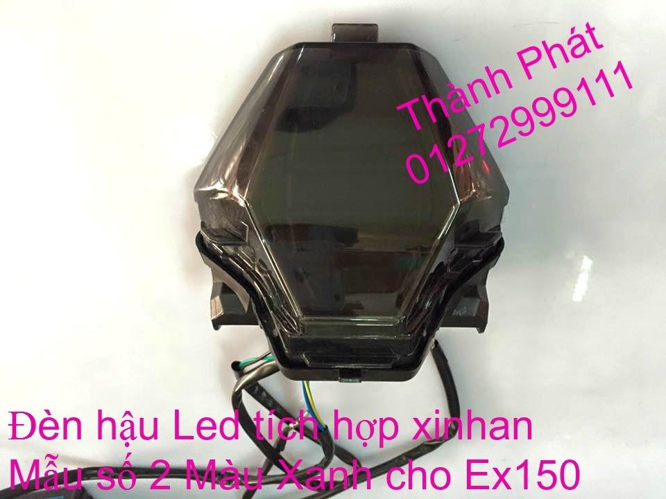 Do choi Exciter 150 tu A Z Po do Chan bun sau kieng kieu Bao tay Tay thang Xinhan kieu S - 4