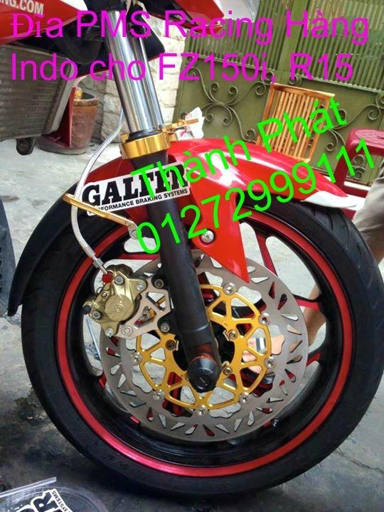 Dia kieu Thai dia Phay CNC YA Z CBR Biker Galfer ARASHI MegaPro Malossi Breaking NCY Ap - 38
