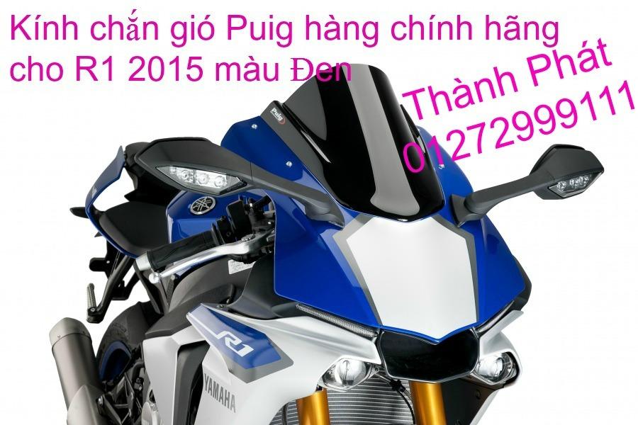 Do choi cho Yamaha R1 2015 - 2