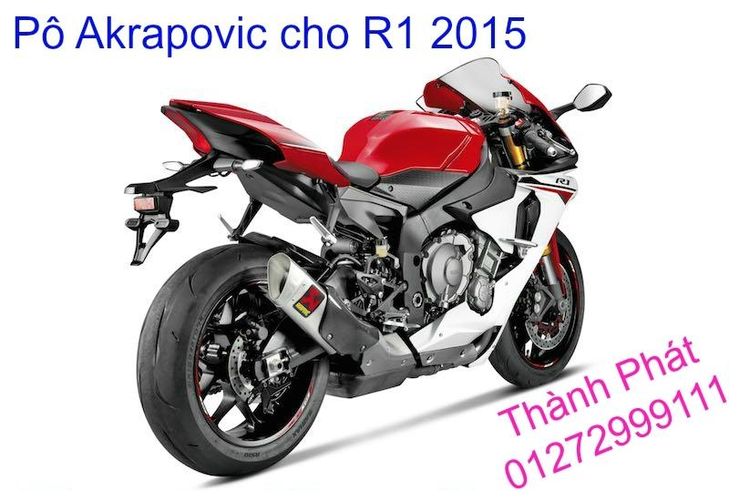 Do choi cho Yamaha R1 2015 - 22