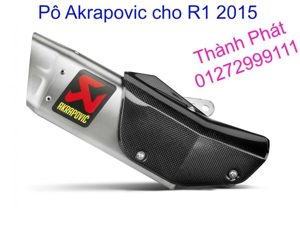 Do choi cho Yamaha R1 2015 - 20