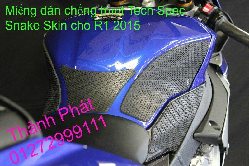 Do choi cho Yamaha R1 2015 - 18