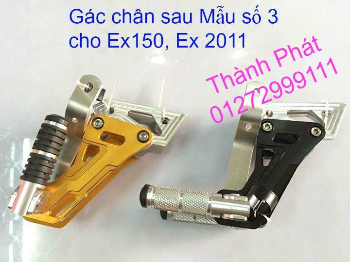 So gay gac chan sau cho Ex150 Ex2011 MSX125 FZ150i Raider KTM DukeUp 1192015 - 5