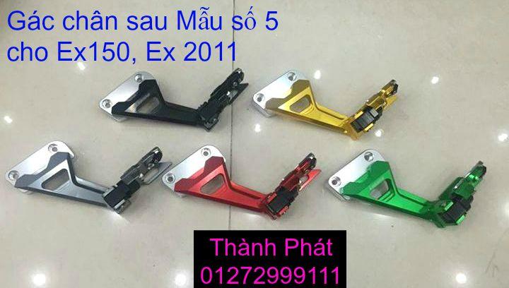 So gay gac chan sau cho Ex150 Ex2011 MSX125 FZ150i Raider KTM DukeUp 1192015 - 24