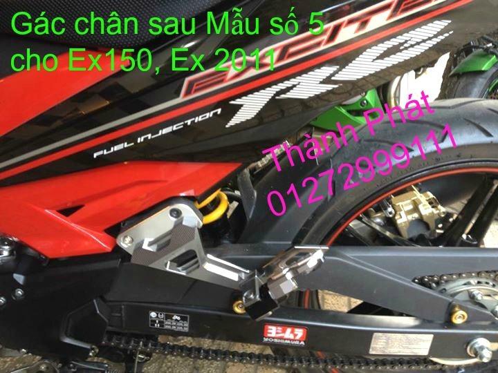 So gay gac chan sau cho Ex150 Ex2011 MSX125 FZ150i Raider KTM DukeUp 1192015 - 27