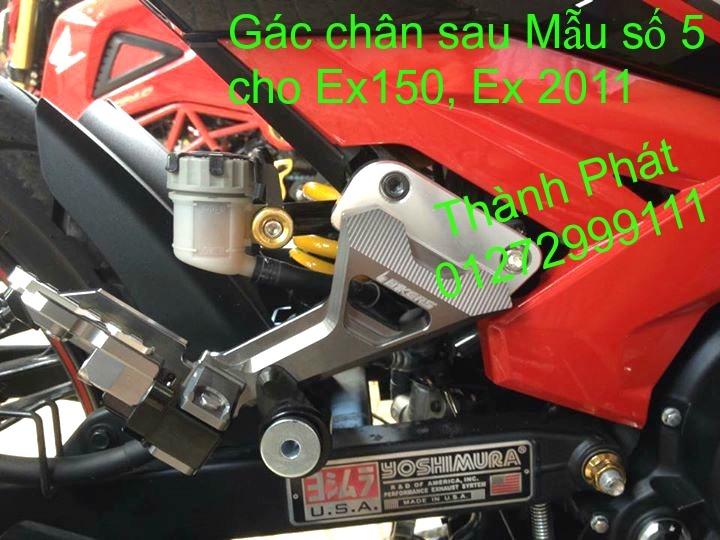 So gay gac chan sau cho Ex150 Ex2011 MSX125 FZ150i Raider KTM DukeUp 1192015 - 26