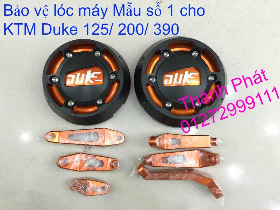 Do choi KTM Duke 125 200 390 tu A Z Gia tot Up 522015 - 17