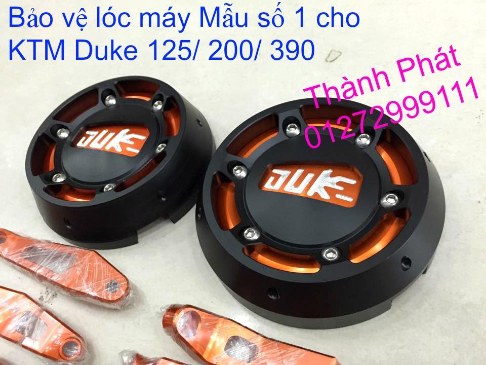 Do choi KTM Duke 125 200 390 tu A Z Gia tot Up 522015 - 18