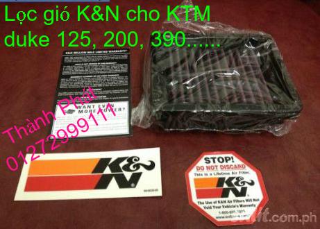 Do choi KTM Duke 125 200 390 tu A Z Gia tot Up 522015 - 31