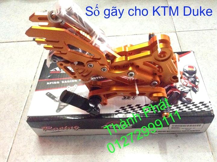 Do choi KTM Duke 125 200 390 tu A Z Gia tot Up 522015 - 16