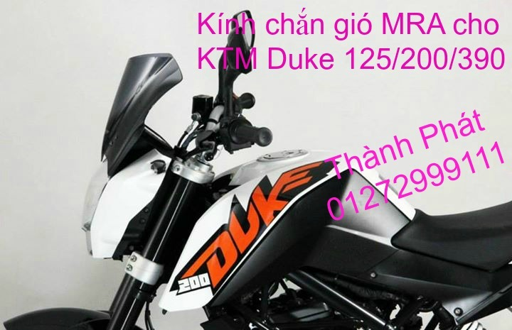 Do choi KTM Duke 125 200 390 tu A Z Gia tot Up 522015 - 33