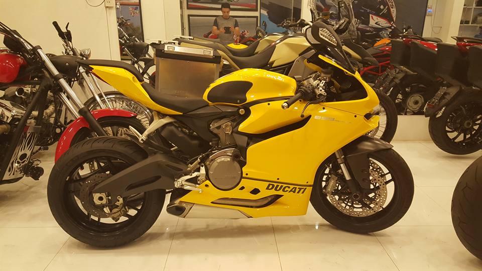 Ducati 899 Panigale vang sac so - 10
