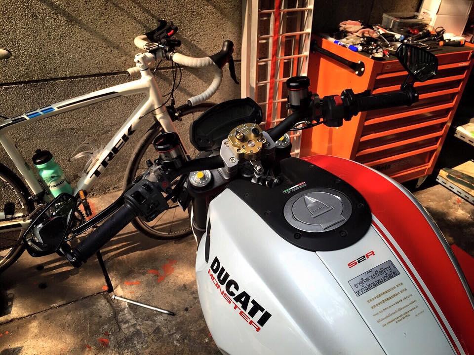 Ducati Monster 796 do cuc chat tu GForce - 2