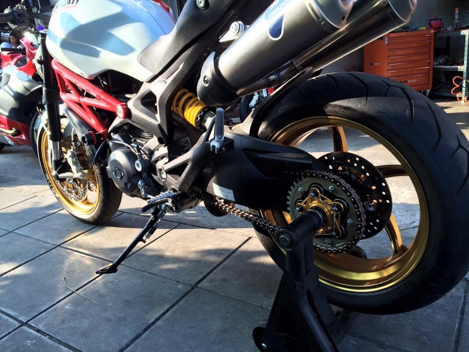 Ducati Monster 796 do cuc chat tu GForce - 4
