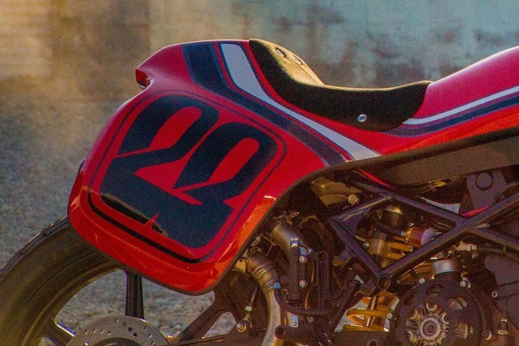 Ducati Monster street tracker hang khung tu Volkswagen - 6