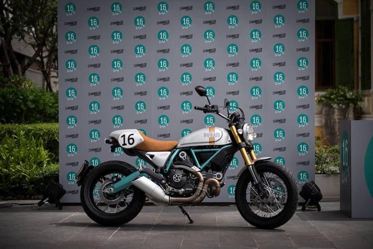 Ducati Scrambler Paul Smart Khi niem dam me dat den dinh cao - 12