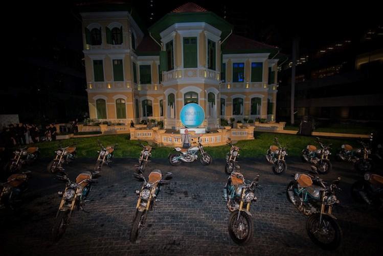Ducati Scrambler Paul Smart Khi niem dam me dat den dinh cao - 13
