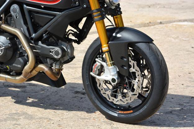 Ducati Scrambler phien ban do dac biet cua WalzWerk Racing - 7