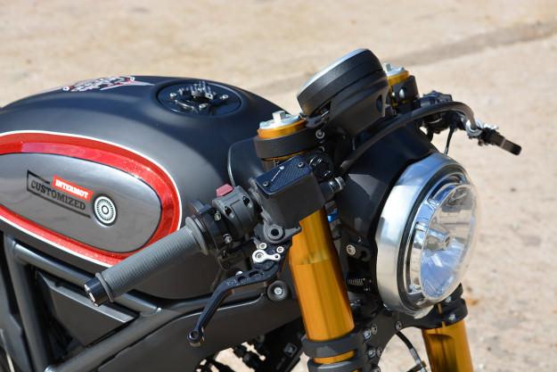 Ducati Scrambler phien ban do dac biet cua WalzWerk Racing - 8