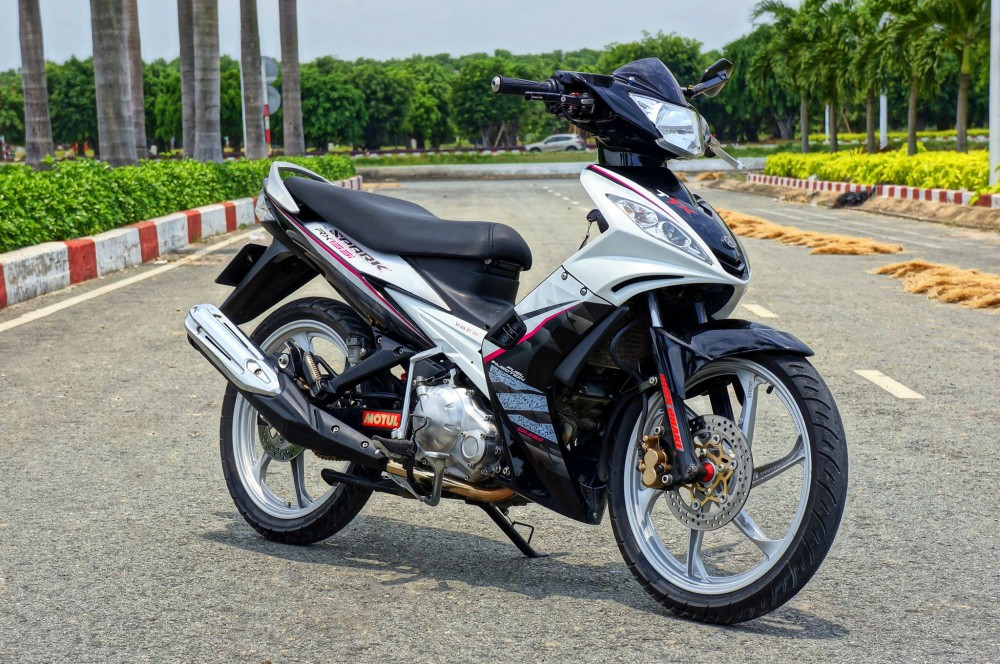 Exciter 2010 phong cach Spark rx135i - 8