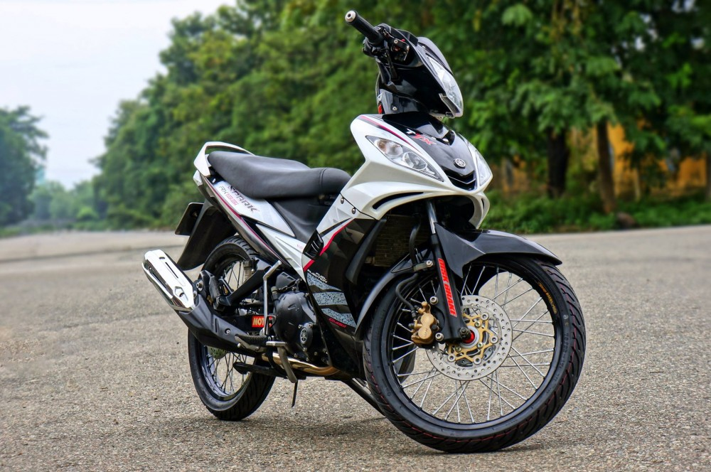 Exciter 2010 phong cach Spark rx135i - 10