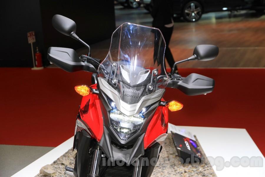 Honda 400X 2016 mau adventure an tuong tai Tokyo Motor Show 2015 - 2