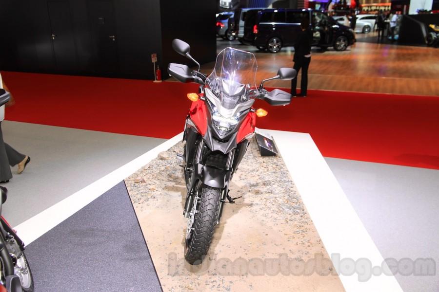 Honda 400X 2016 mau adventure an tuong tai Tokyo Motor Show 2015 - 4