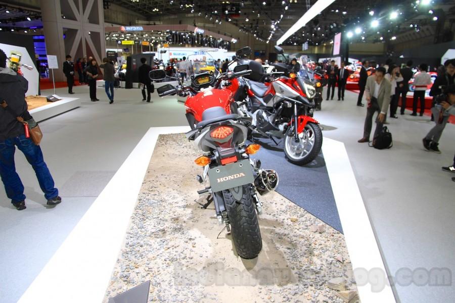 Honda 400X 2016 mau adventure an tuong tai Tokyo Motor Show 2015 - 6