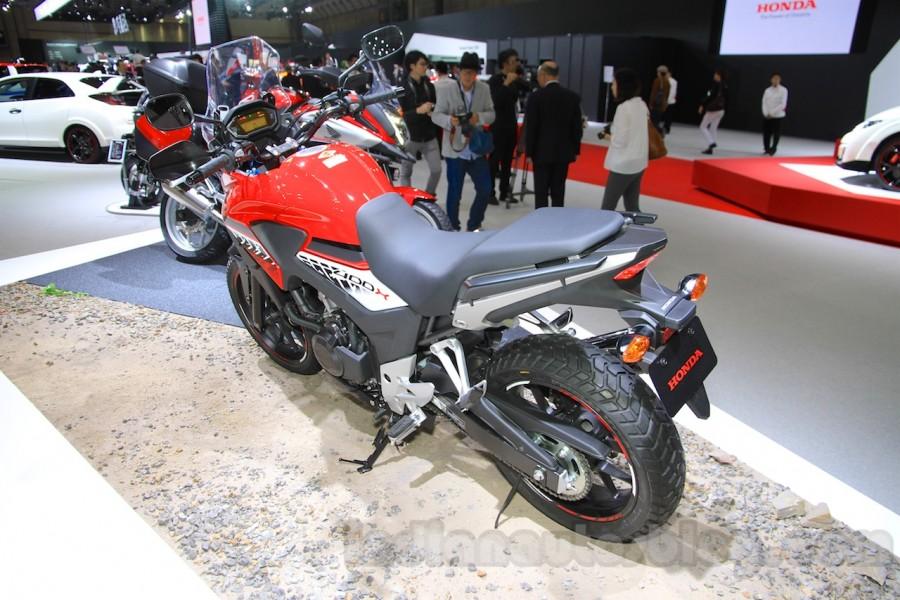 Honda 400X 2016 mau adventure an tuong tai Tokyo Motor Show 2015 - 7