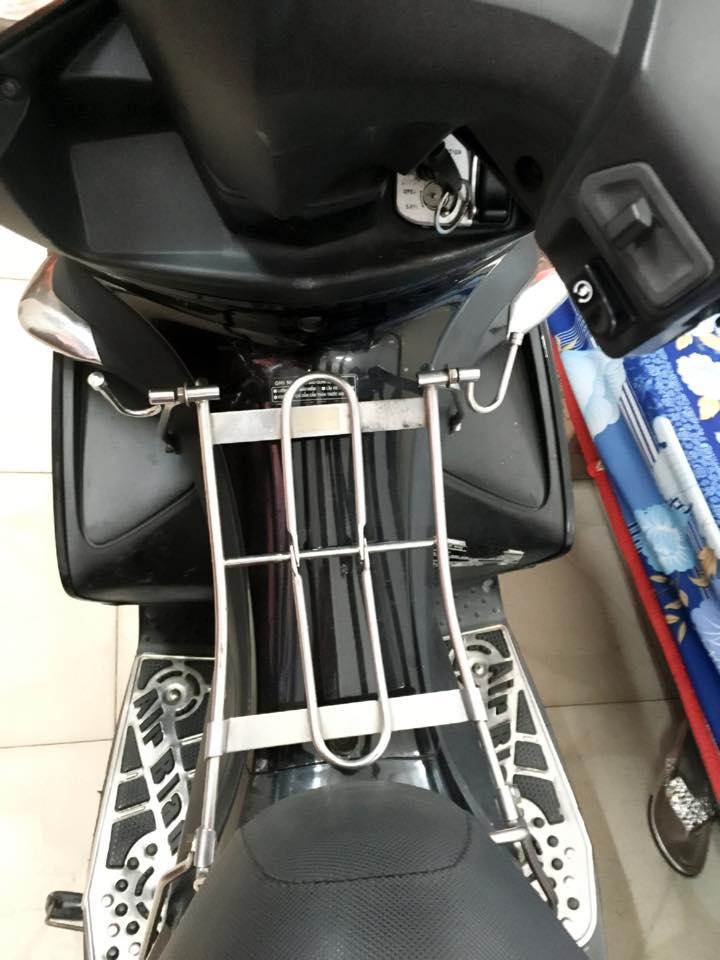 Honda airblade 110 mau den ngya chu su dung - 5