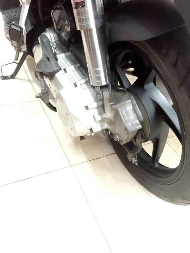 Honda airblade 110 mau den ngya chu su dung - 6
